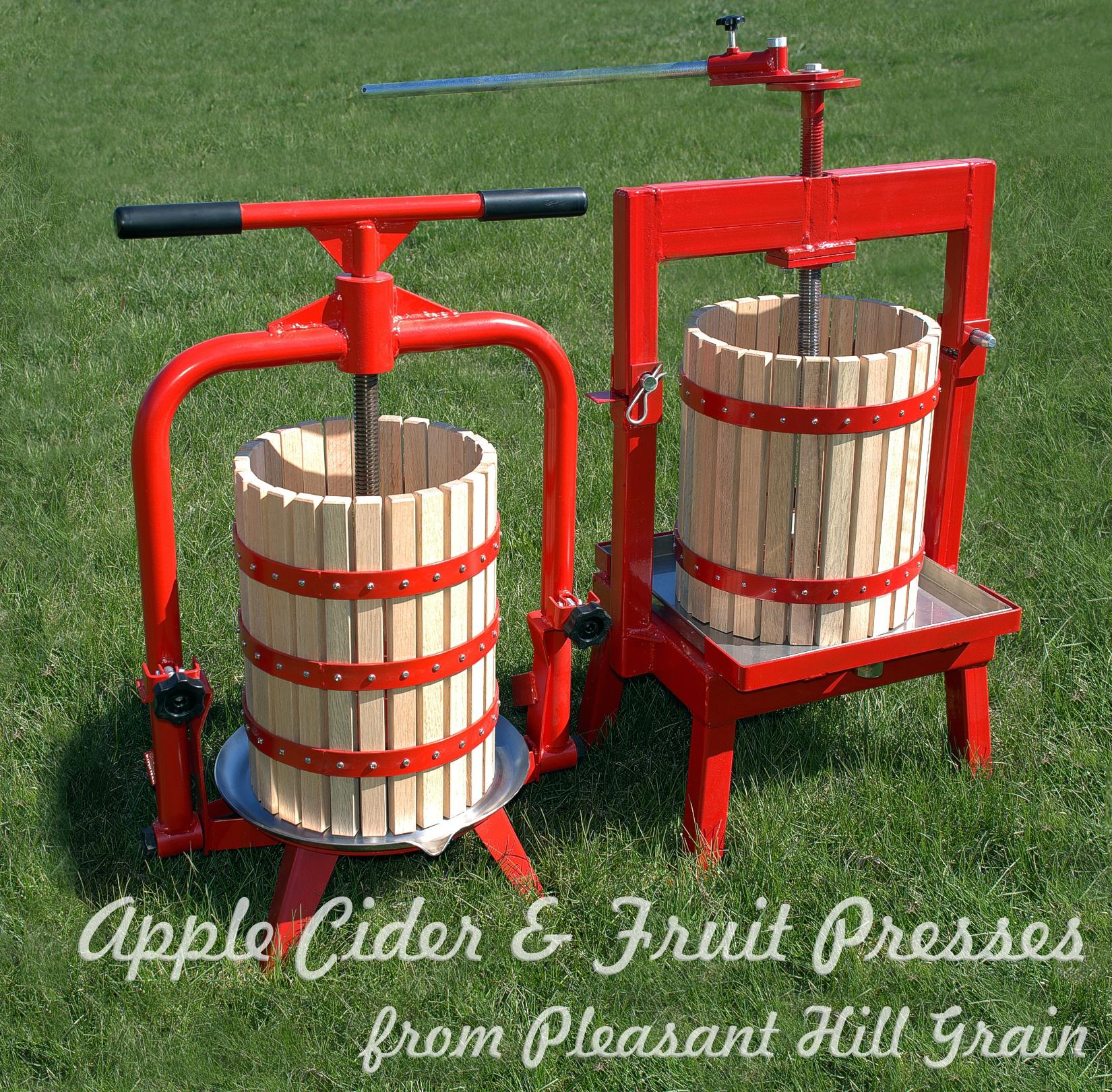 Fruit crusher grape apple crusher grinder for grape apple fruit - Fruit Presses