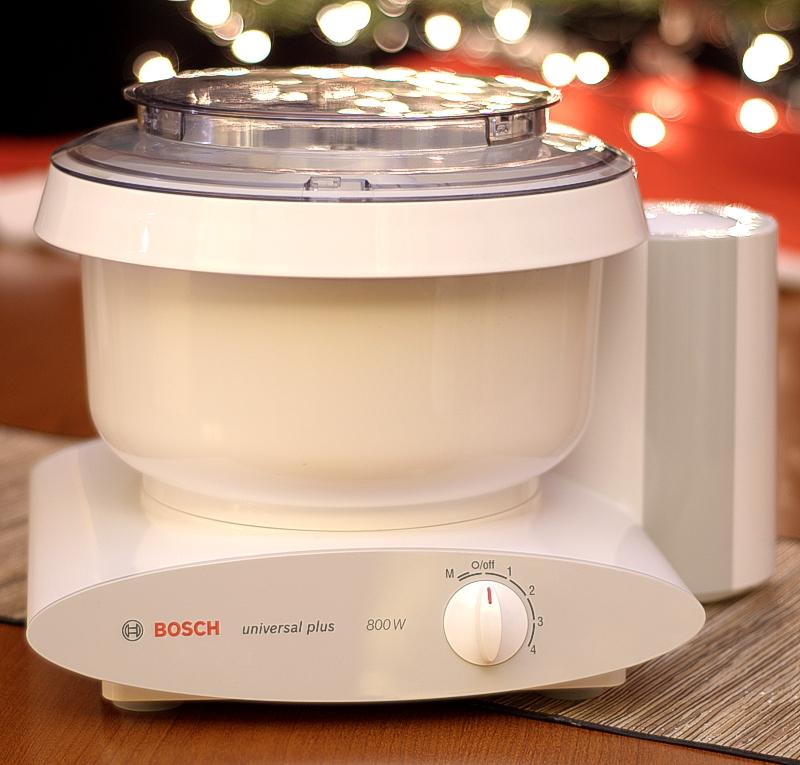 Win a Bosch Universal Plus Mixer! / Pleasant Hill Grain is ...