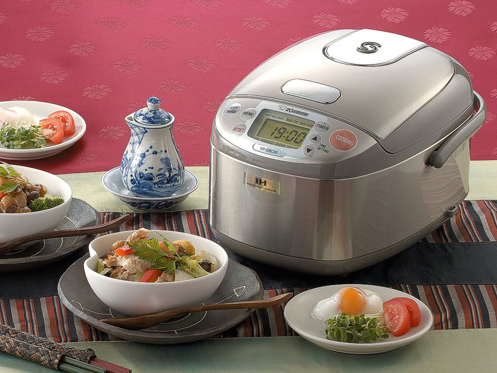 Zojirushi NP-GBC05 Induction Rice Cooker
