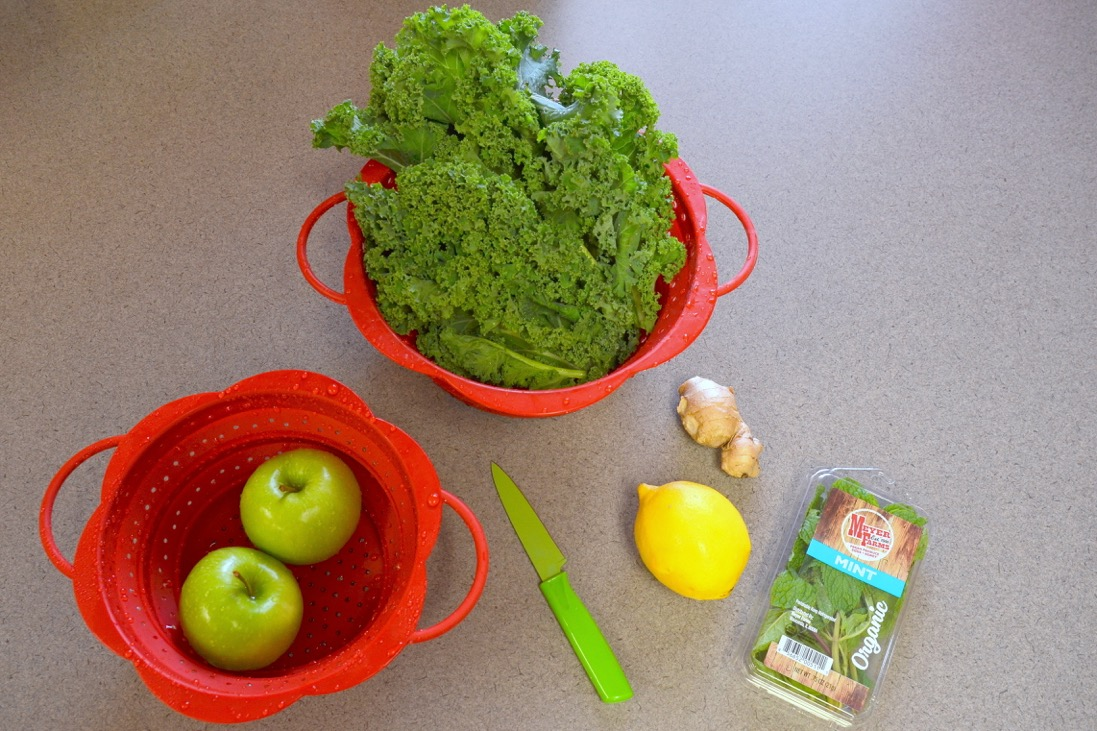 Charlene's Favorite Green Juice featured image