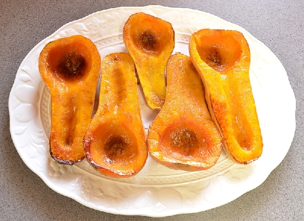 Roasted Winter Squash with Maple-Soy Glaze featured image