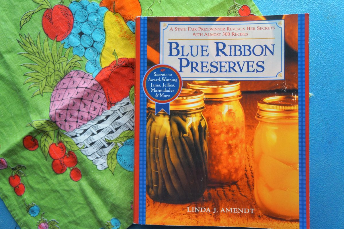 Blue Ribbon Preserves — A Cookbook Review featured image