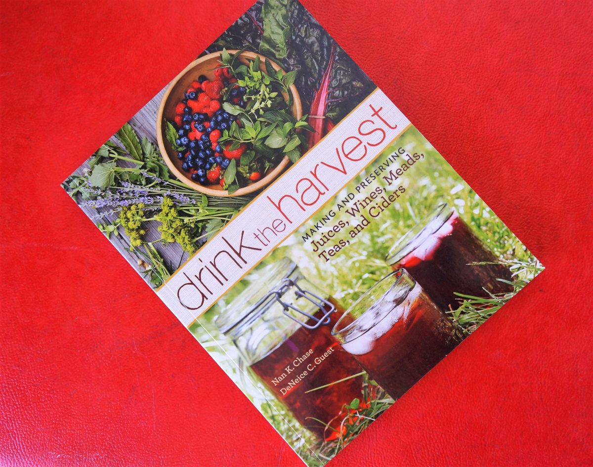 Drink the Harvest — A Cookbook Review featured image